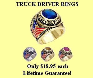 Truck Driver Rings