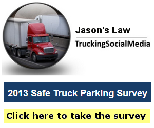 truck parking survey