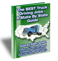 Best Truck Driving Jobs- State by State