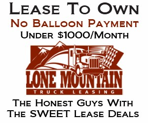 Lone Mountain Truck Lease